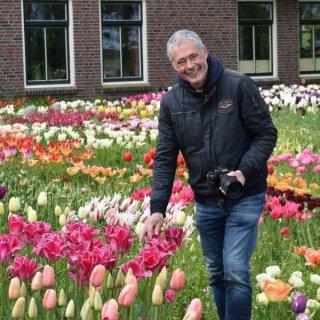 Carlos van der Veek, Blumenzwiebelexperte von Fluwel