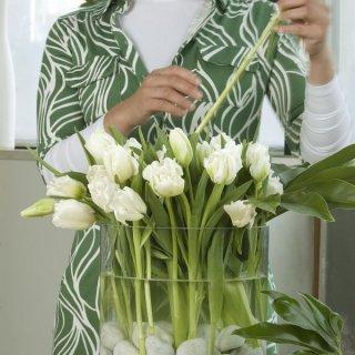 Einstellen in die Vase
